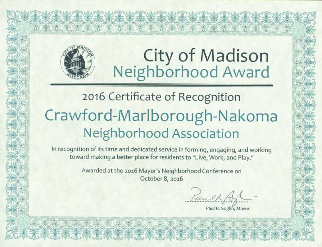 mayor-certificate
