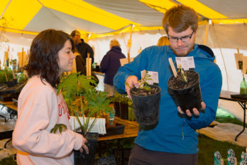 Friends of the Arboretum Annual Native Plant Sale – May 13, 2017 – 9 a.m. to 2 p.m.