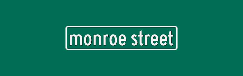 Monroe Street Reconstruction – July 5, 2017 – Preliminary Corridor Design Workshop