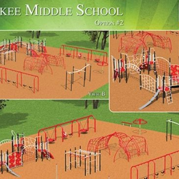 Let's build a Cherokee Heights Middle School playground!