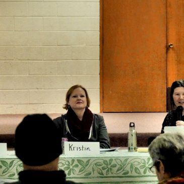 Videos of District 10 Common Council Candidates Forum