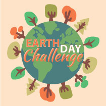 Earth Day Challenge – Saturday, April 27