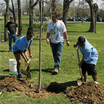 Earth Day Challenge – Saturday, April 22, 2017 – 10 a.m. to 12 p.m. – Nakoma Park