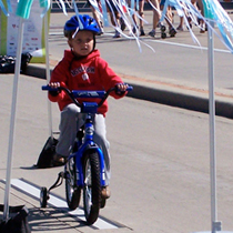 Safe Bicycling for Children