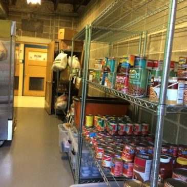Short term volunteer opportunity at Cherokee Heights Middle School Food Pantry