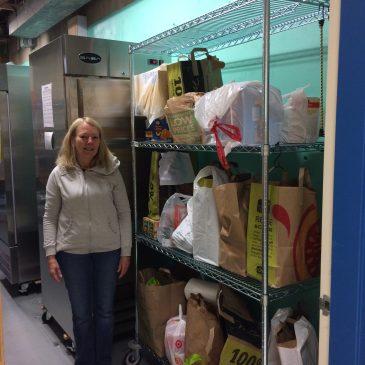 December Food Drive Report-Cherokee Food Pantry