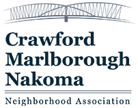 Dear Neighbors of Crawford Marlborough Nakoma,