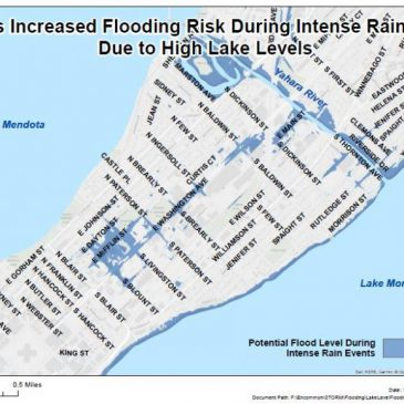 Significant Flooding Not Expected Saturday
