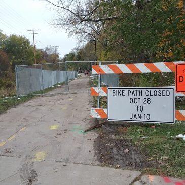 Southwest Bike Path / Waite Circle Culvert Reconstruction