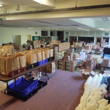 *COVID-19 Relief Need* Food Packaging & Door Stop Deliveries for Madison West High Area Food Collaborative