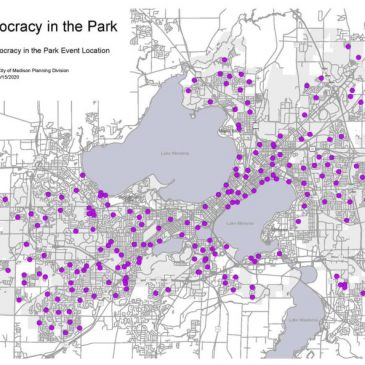 Democracy in the Park at City of Madison Parks