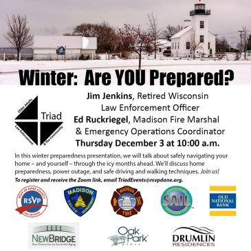 Winter: Are You Prepared?