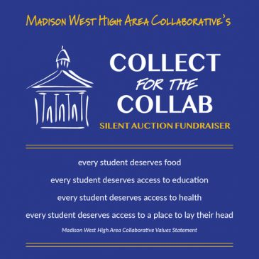 You Have Until Feb 4 at 4 PM to Bid on Great Items in the Silent Auction Fundraiser for the Madison West High Area Collaborative