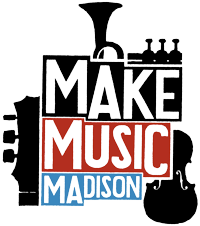 Make Music Madison in our neighborhood on Monday, June 21st